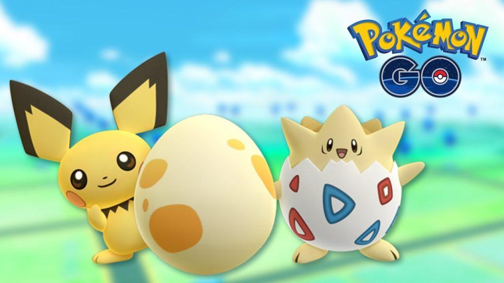 Pokémon GO Banner 2. Gen