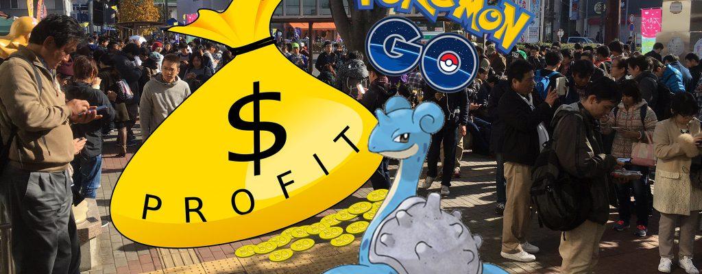 Pokémon GO: Lapras-Event beschert Fukushima-Region 16 Millionen Euro