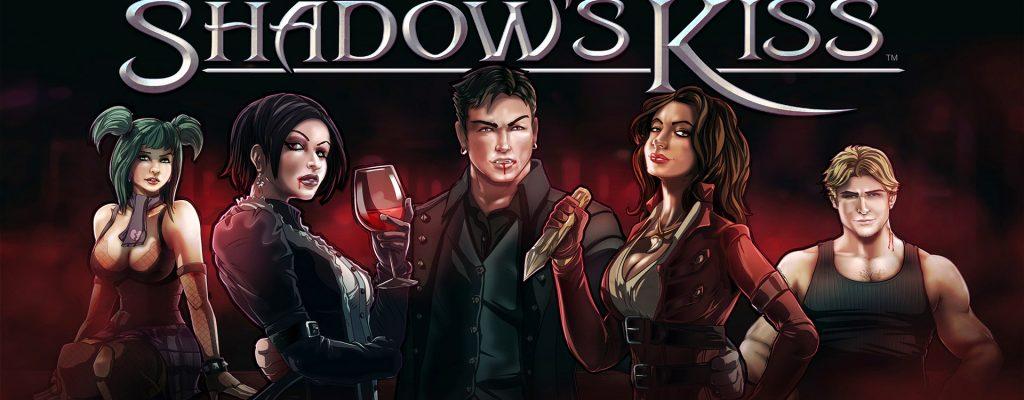 Shadow's Kiss: Alpha des Vampir-MMORPGs jetzt gestartet