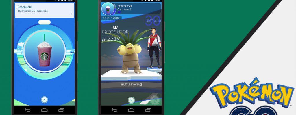 Pokémon GO: Starbucks-Leak nur lauwarm wahr – Frappucino statt neuen Pokémon