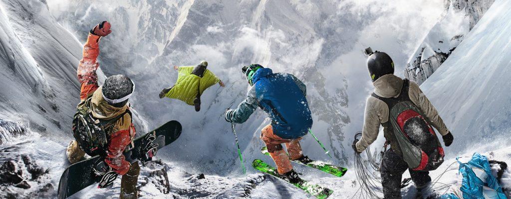 Steep: Launch-Trailer zum Release – Mit Ski und Wingsuit auf PS4, PC und Xbox One in den Abgrund
