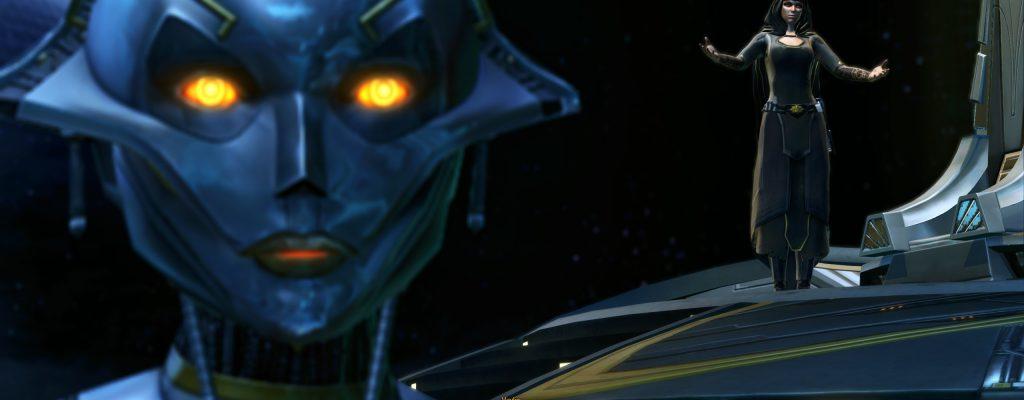 SWTOR bekommt eine neue Sternenkarte – Turbo-Schnellreisen!