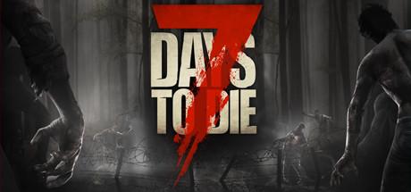 7 Days to Die Banner Titel