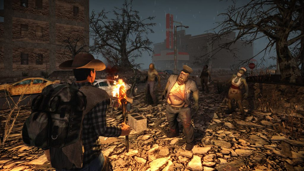 7 Day to Die Zombies Screenshot