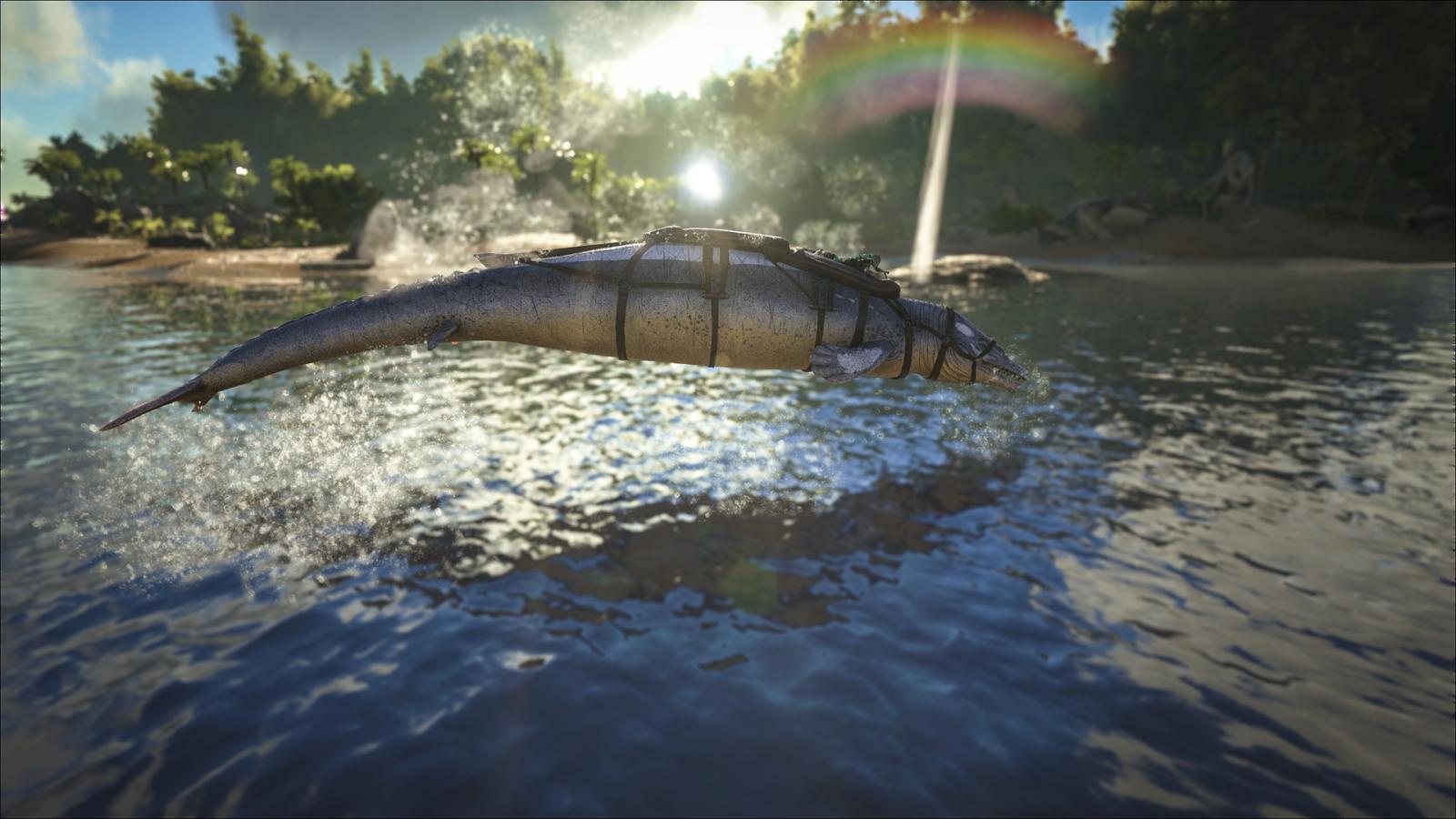 Basilosasurus