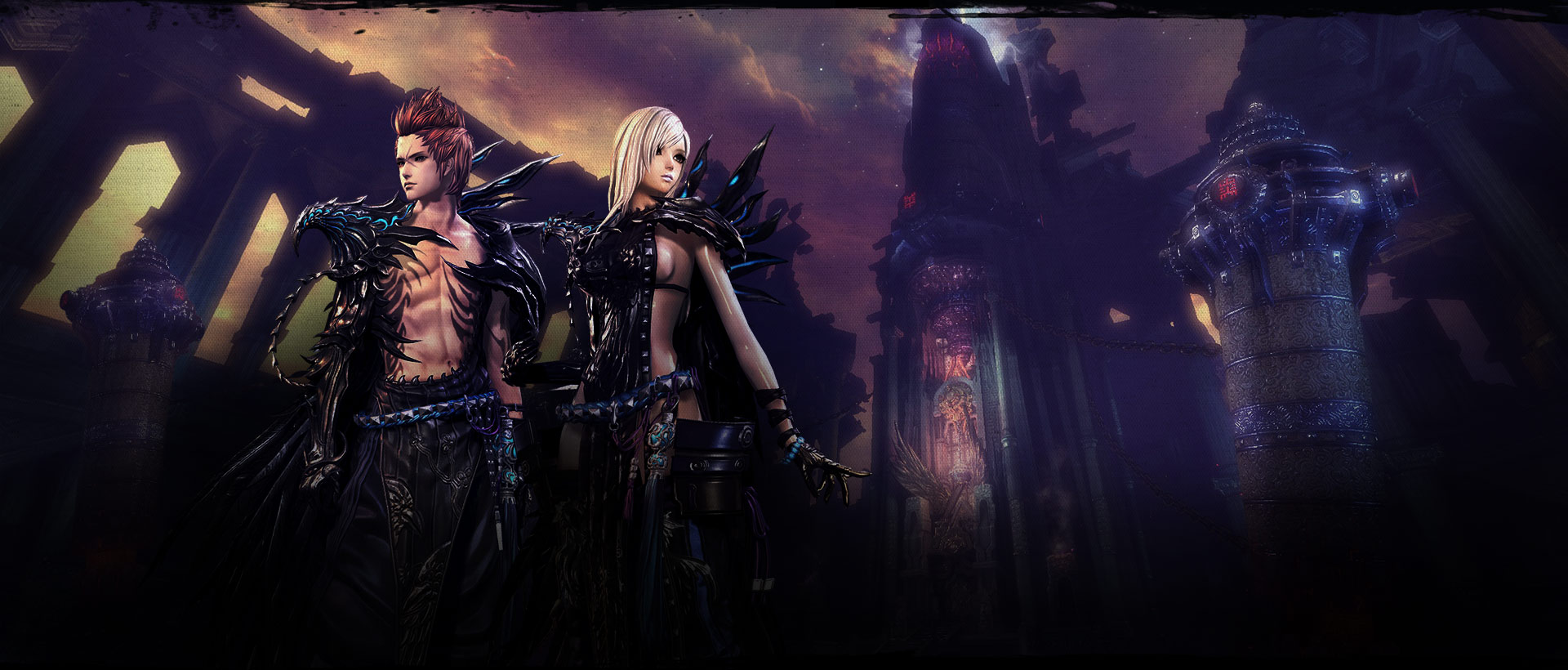 Blade and Soul Raven Update