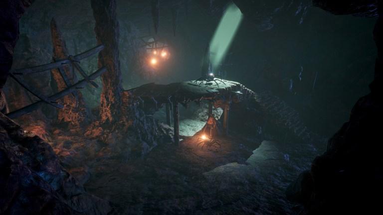 Conan Exiles Höhle