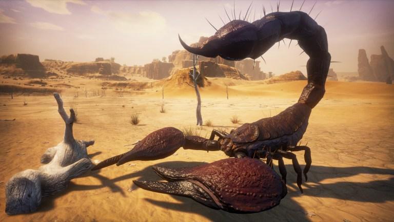 Conan Exiles Skorpion