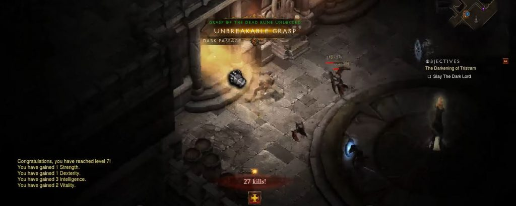 Diablo 3 Dungeon