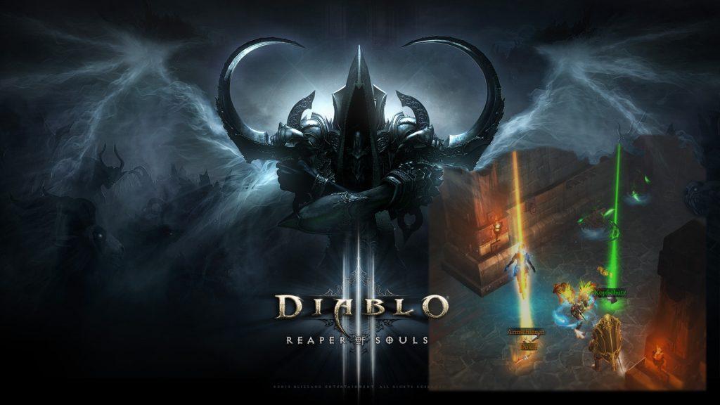 Diablo 3 Uralt Items Banner Titel