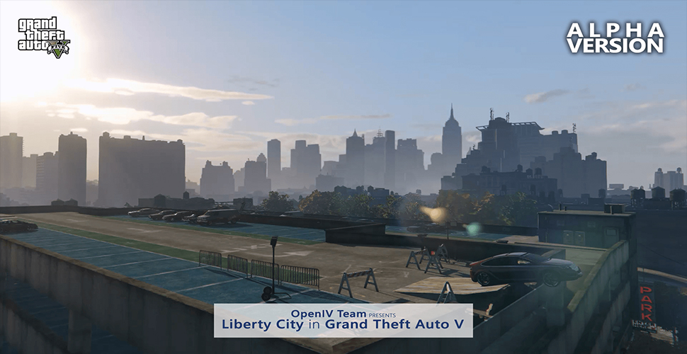 GTA 5 Liberty City2