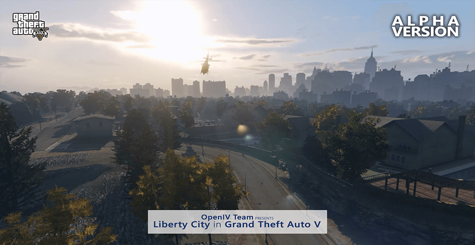 GTA 5 Liberty City5