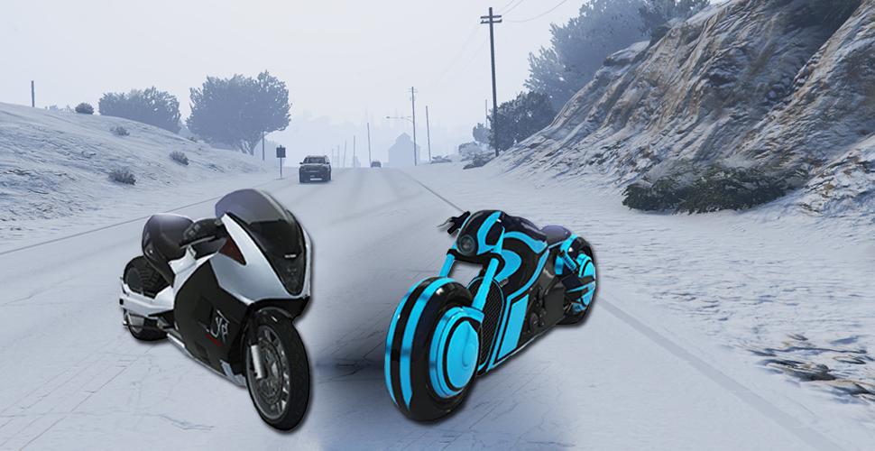 GTA 5 Online Bikes Vergleich