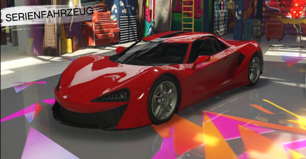GTA 5 Online Itali Wagen