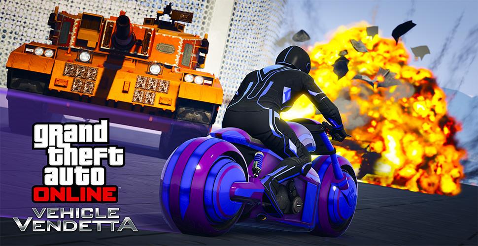 GTA 5 Online Gegner Modus