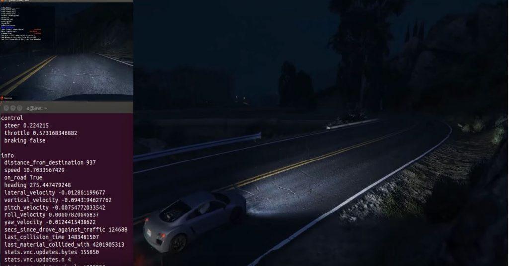 GTA 5 DeepDrive Universe