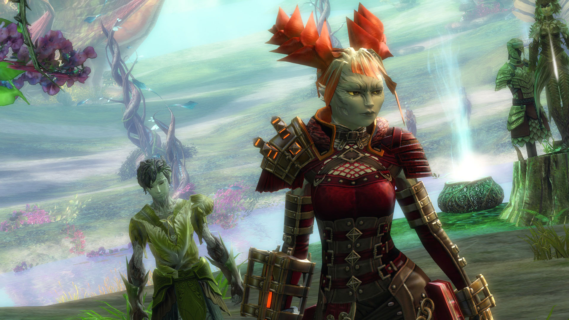 Guild Wars 2 Scarlet01