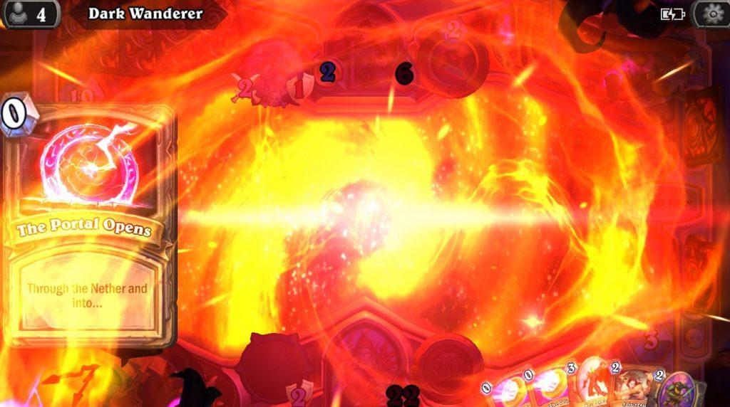 Hearthstone Portal Dark Wanderer
