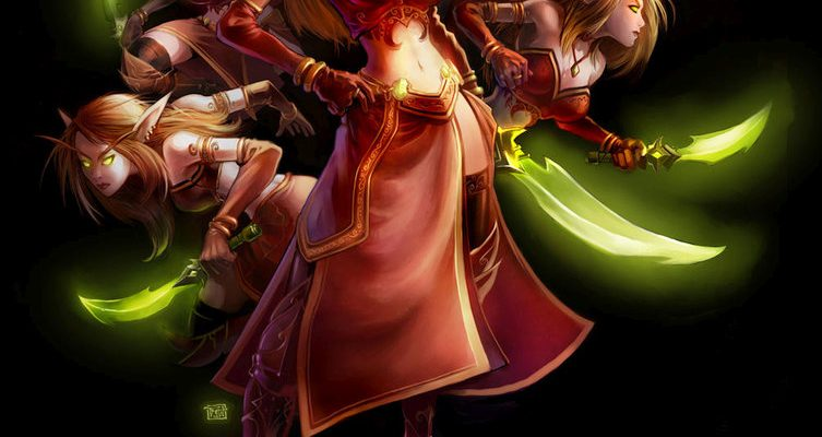 """World of Warcraft: Alleria schüttelt was sie hat – """"Buggy-Brüste"""" auf PTR"""