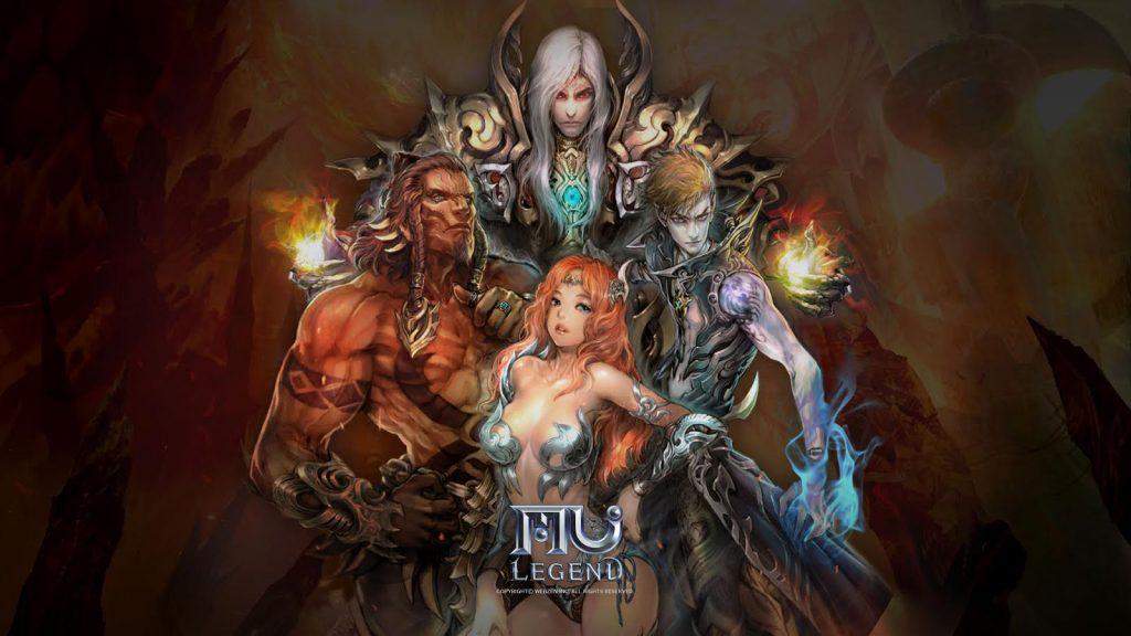 MU Legend Beta Deutsch