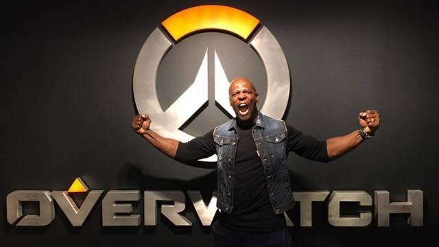 """Overwatch: Zwar kein Doomfist, aber Terry Crews denkt """"Da kommt was"""""""