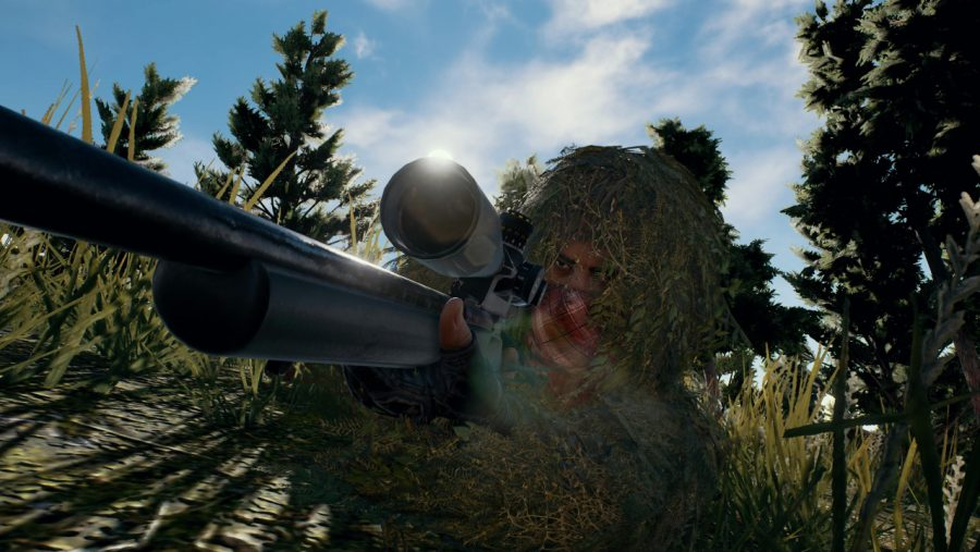 PUBG Screenshot