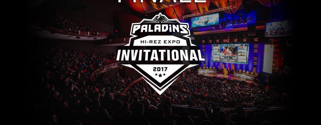 Paladins: Live das Finale sehen – HRX Invitational 2017 – 2 Teams kämpfen um 150.000$