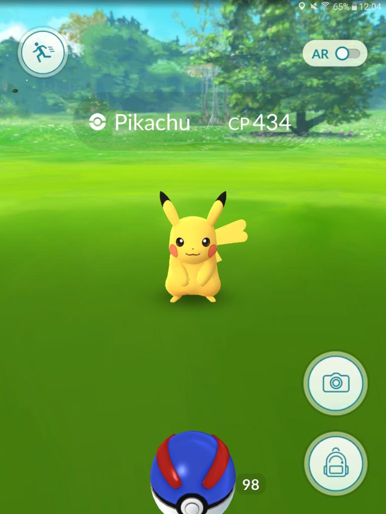 Pok mon go weibliche pikachu gesichtet brachte der patch die geschlechter - Pokemon famille pikachu ...