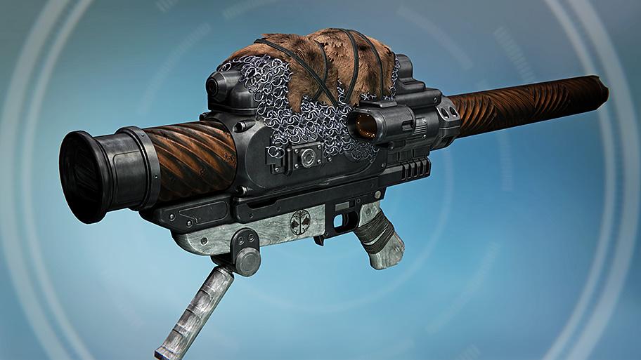 Raketenwerfer-Destiny