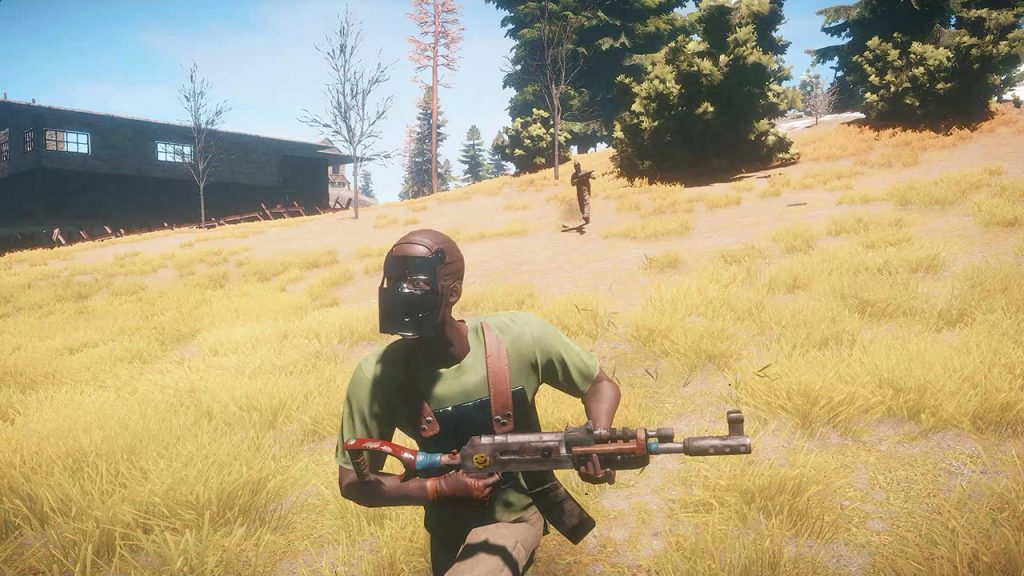 Rust Survival Screenshot Waffen