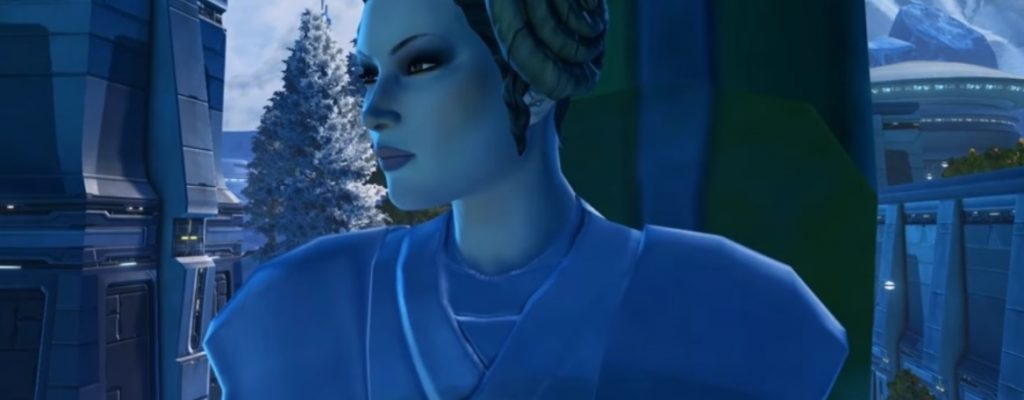 SWTOR: Carrie Fischer-Tribut als Video