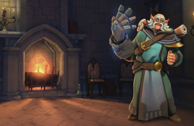 Paladins Torvald
