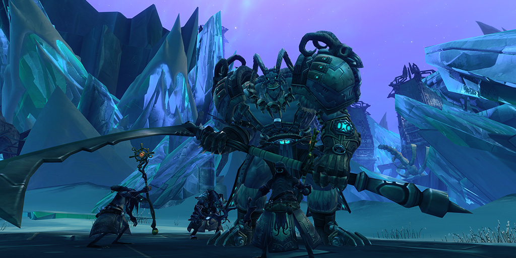 WildStar Primal Matrix Boss