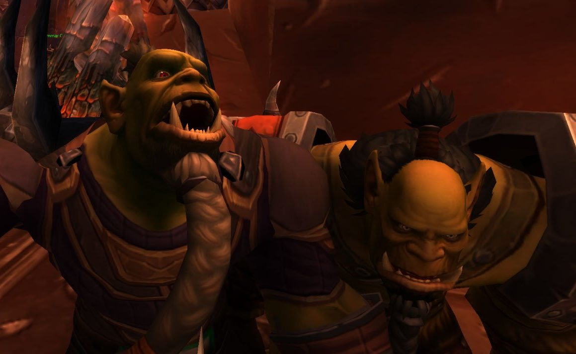WoW Gromogg Orc