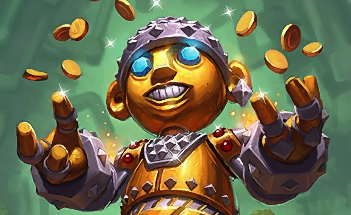 WoW Hearthstone Blingtron Artwork