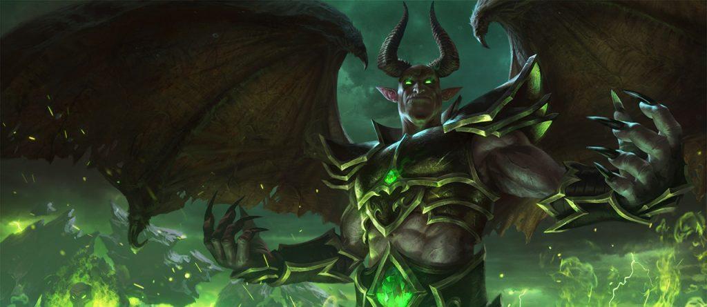 WoW Legion Dreadlord