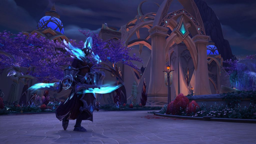 WoW Nighthold Aluriel