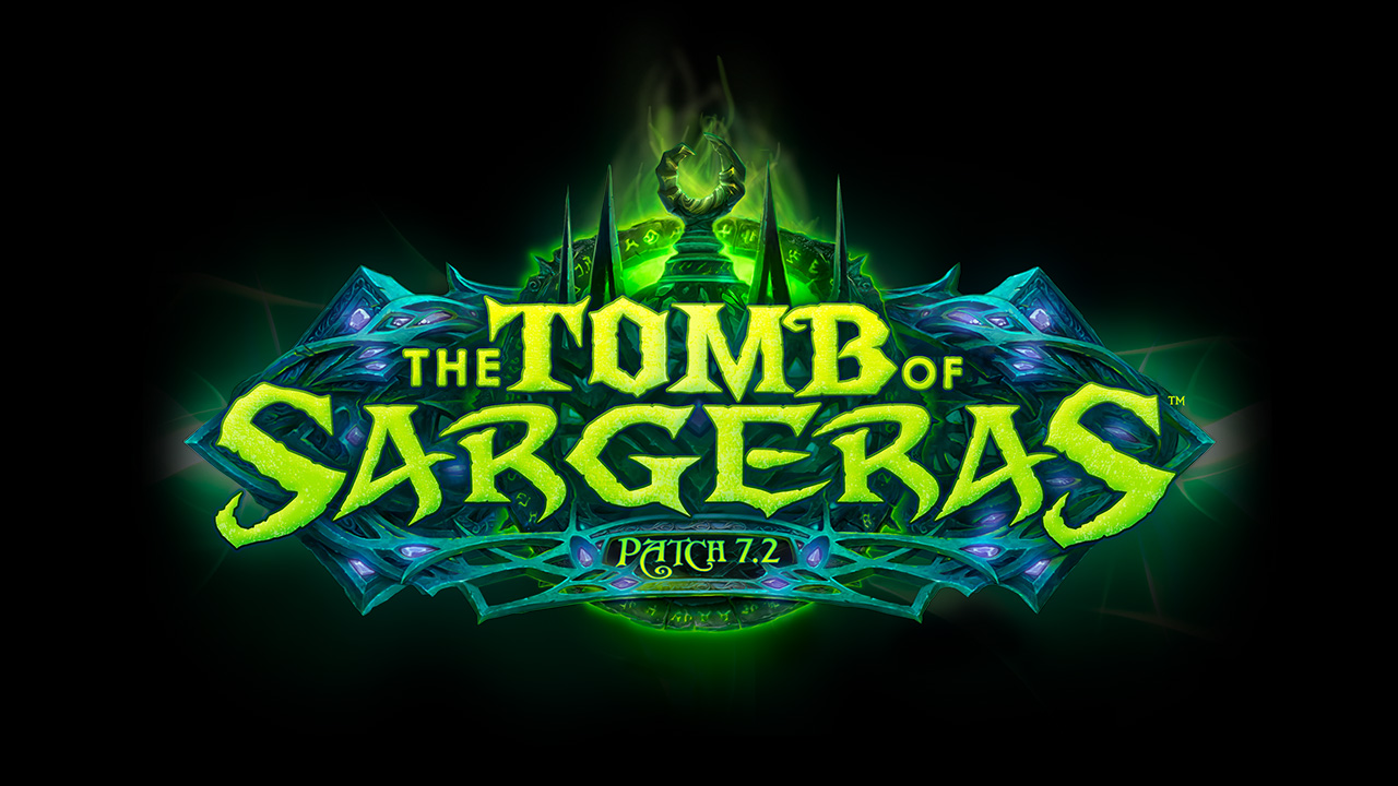 WoW Patch 72 Tomb of Sargeras