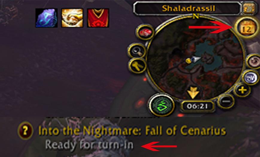 World of Warcraft Beweise