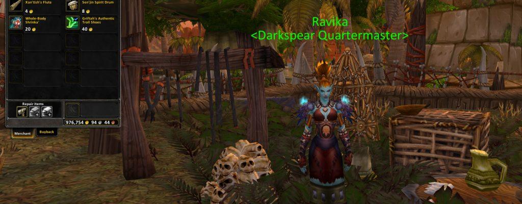 """World of Warcraft: """"Alte"""" Spielzeuge bei neuen Händlern"""