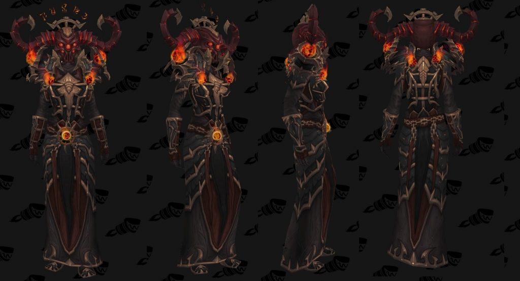 WoW Tier 10 Warlock