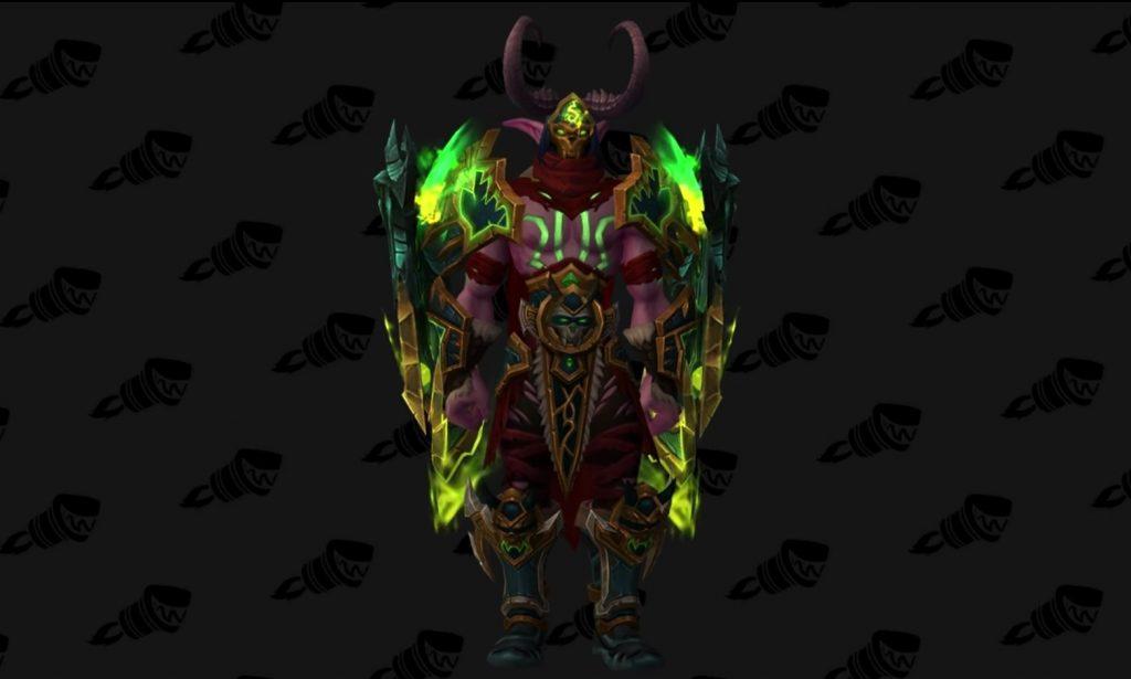 WoW Tier 19 Demon Hunter