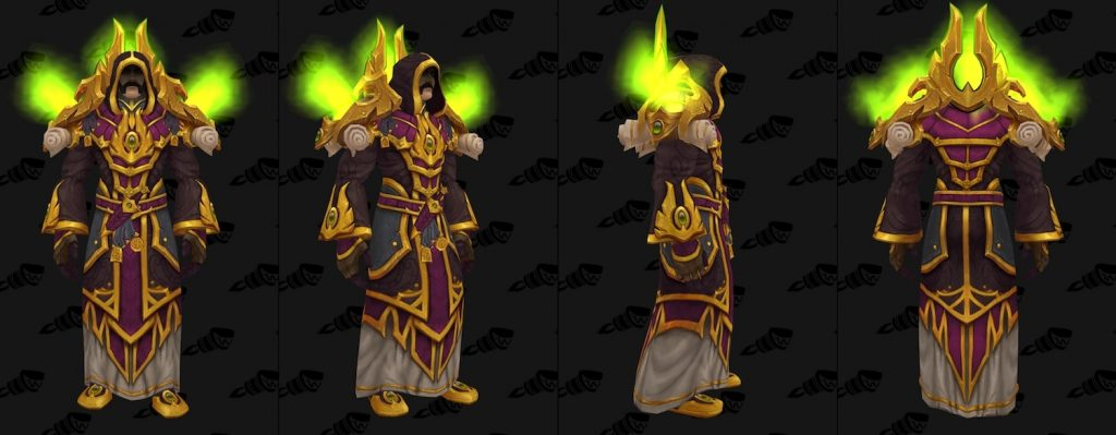WoW Tier 19 Mage