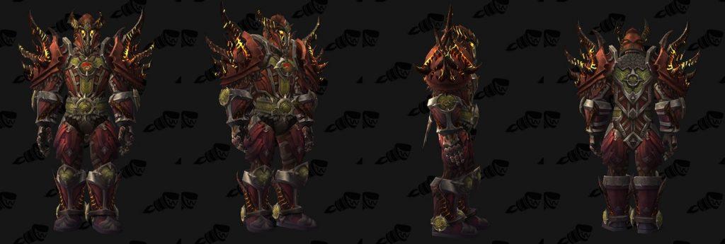 WoW Tier 19 Warrior