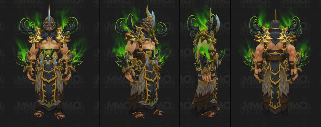 WoW Tier 20 Demon Hunter