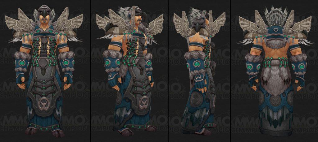 WoW Tier 20 Druid