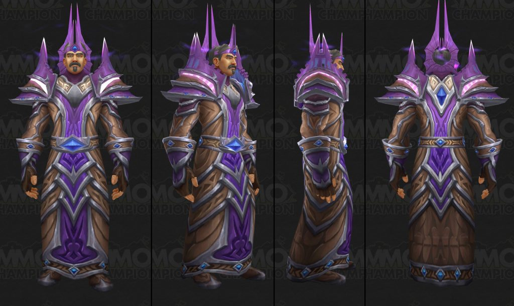 WoW Tier 20 Mage