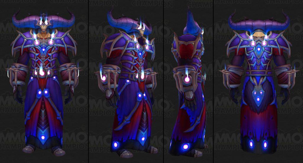 WoW Tier 20 Warlock