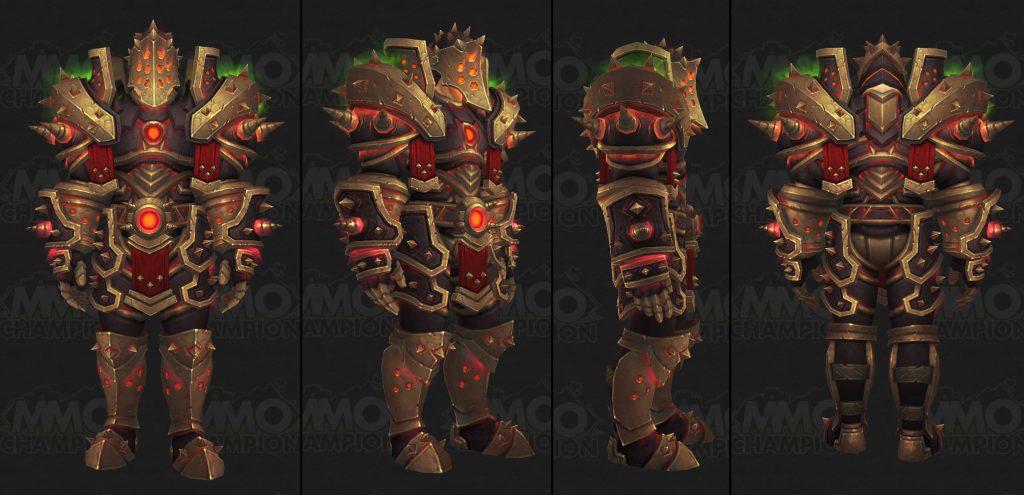 WoW Tier 20 Warrior