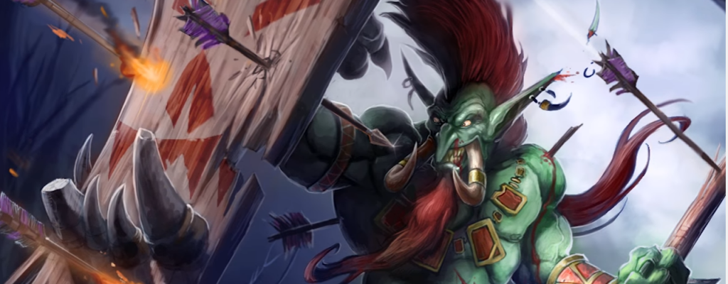 Heroes of the Storm: Taz'dingo, Mann! Zul'jin im Video